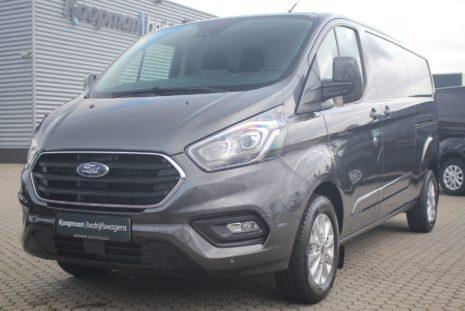 Ford Transit Custom afmetingen