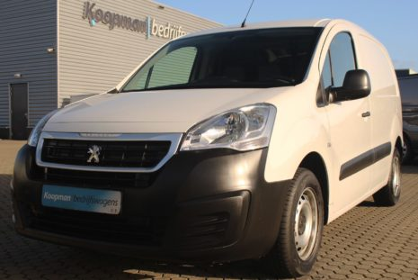 Peugeot Partner afmetingen