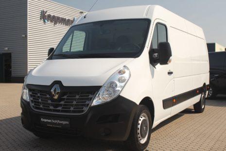 Renault Master afmetingen