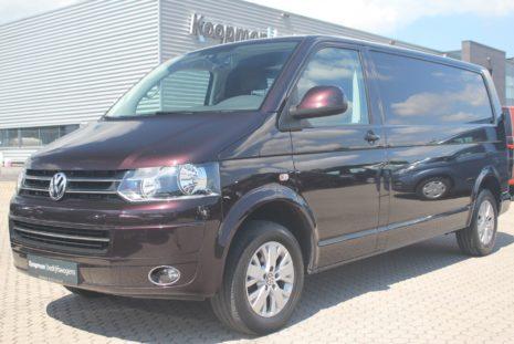 Volkswagen Transporter afmetingen